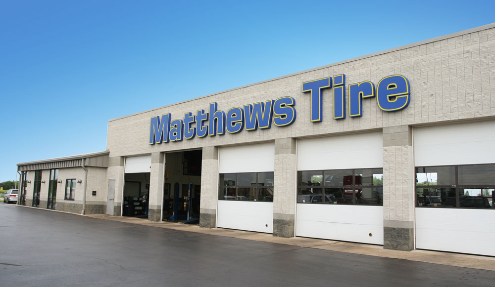 Matthews Tire in Appleton